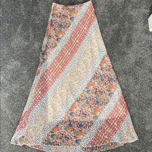 Boutique maxi skirt